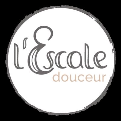 Logo de L'escale Douceur, Institut de beauté La Guyonnière
